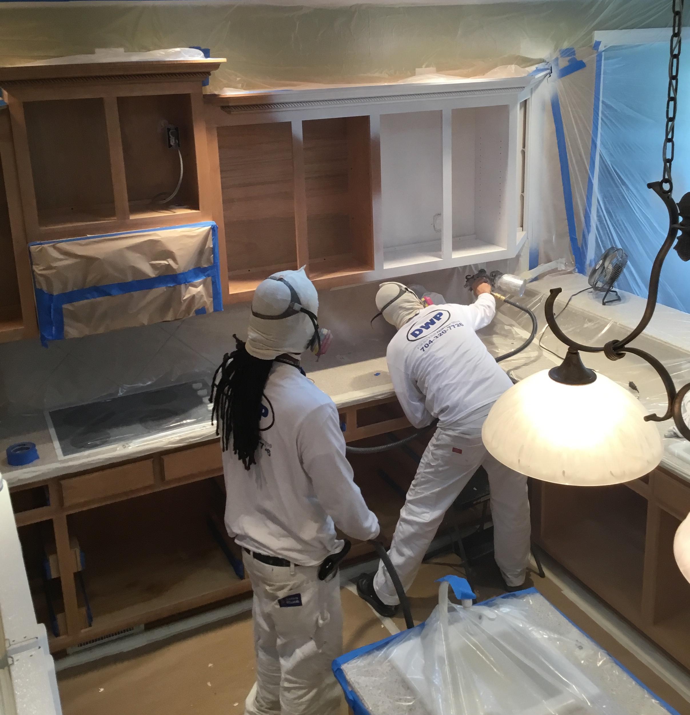 cabinet painters